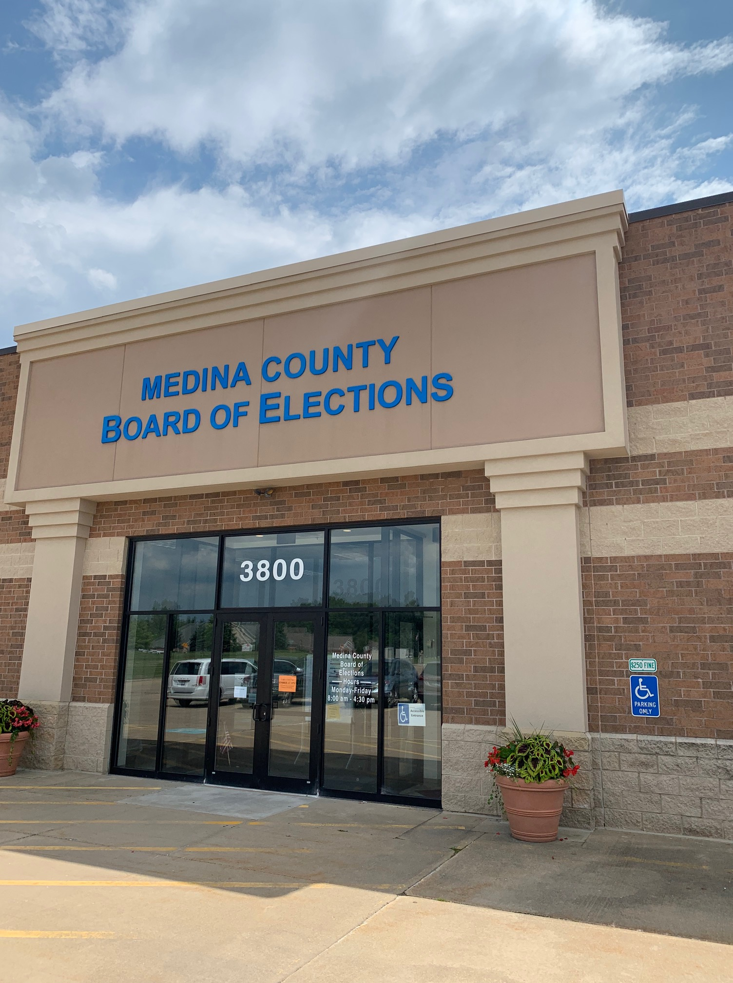 Medina County Board of Elections